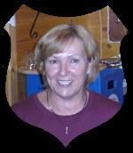 Übungsleiterin Elisabeth Schutt